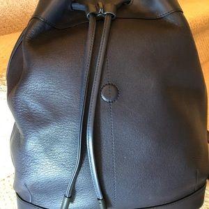 rag & bone Bags - Rag & Bone Pilot Backpack Black Leather
